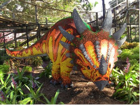 Coastersaurus photo, from ThemeParkInsider.com