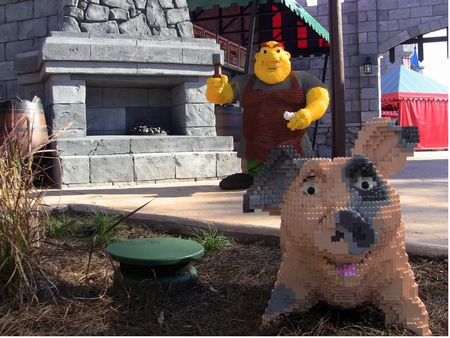 Legoland Florida photo, from ThemeParkInsider.com