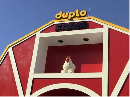 Photo of Duplo Village
