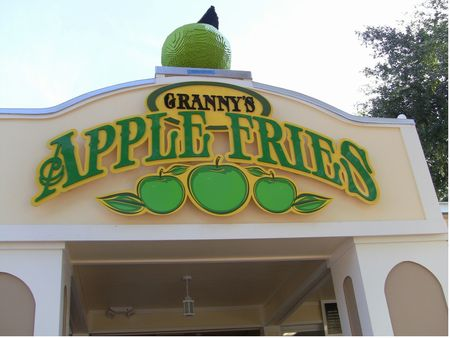 Photo of Granny's Apple Fries