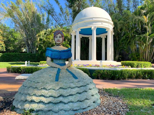 Lego southern belle and gazebo