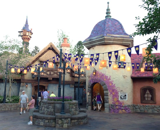 Tangled bathrooms