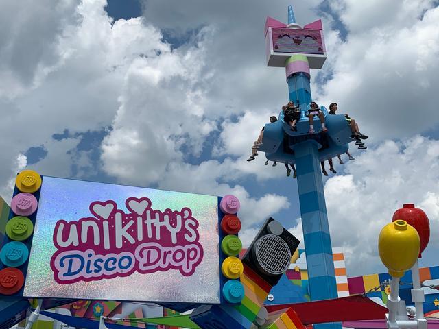Photo of Unikitty's Disco Drop