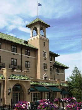 The Hotel Hershey photo, from ThemeParkInsider.com