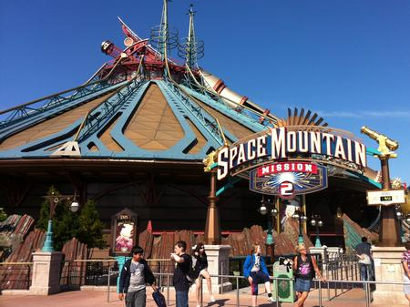 Photo of Space Mountain: Mission 2