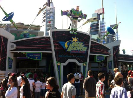 Photo of Buzz Lightyear Laser Blast