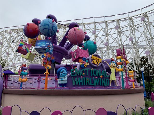 Photo of Inside Out Emotional Whirlwind