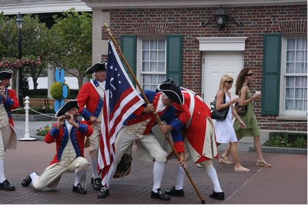 The American Adventure photo, from ThemeParkInsider.com