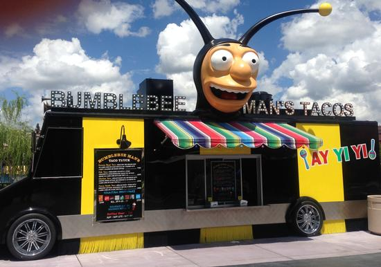 Photo of Bumblebee Man's Taco Truck