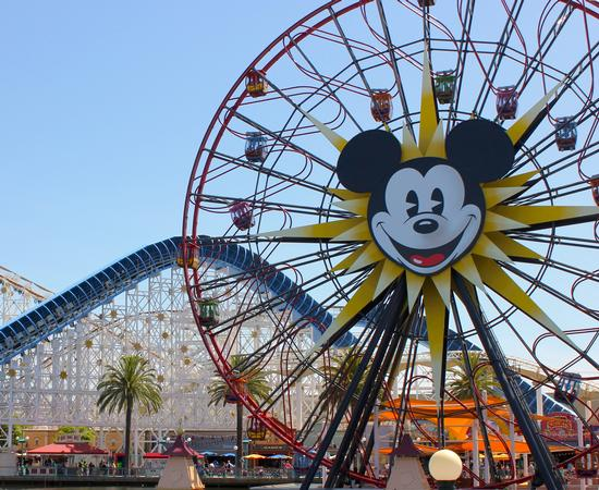Photo of Mickey's Fun Wheel