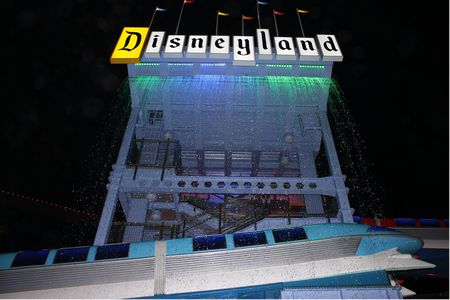 Disneyland Hotel photo, from ThemeParkInsider.com
