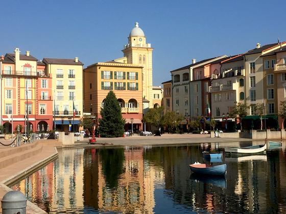 Photo of Universal's Portofino Bay Hotel