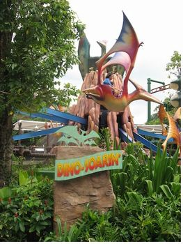 Dino-Soarin' photo, from ThemeParkInsider.com
