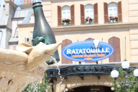 Ratatouille: L'Aventure Totalement Toquee de Remi photo, from ThemeParkInsider.com