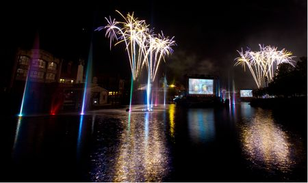 Universal's Cinematic Spectacular - 100 Years of Movie Magic photo, from ThemeParkInsider.com