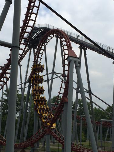 Firehawk photo, from ThemeParkInsider.com