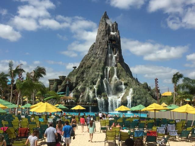 Here's how to get into Universal's Volcano Bay for free
