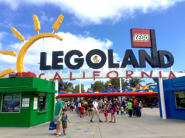 Photo of Legoland California