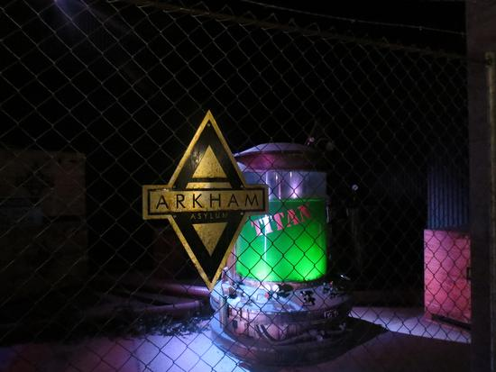 Photo of Arkham Asylum: Shock Therapy