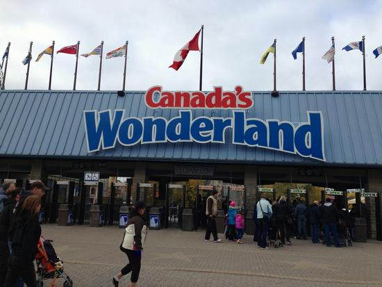 Photo of Canada's Wonderland
