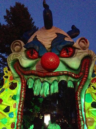 Photo of Halloween events at the world's top theme parks