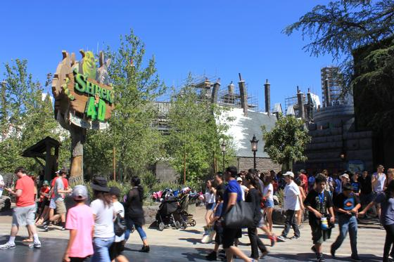 Photo of Shrek 4-D