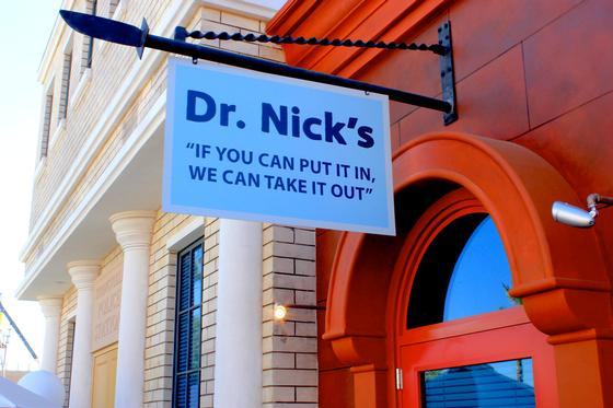Dr. Nicks's