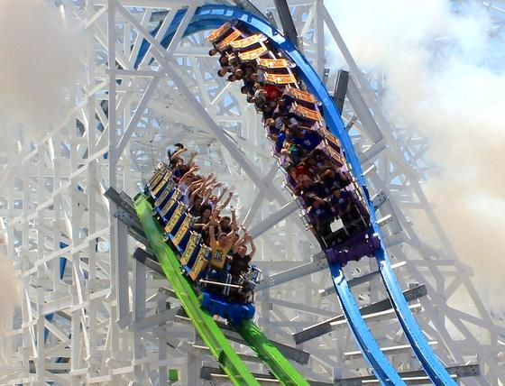 Top Gun element on Twisted Colossus