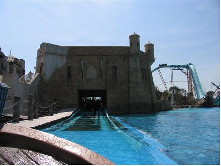 Atlantica Supersplash photo, from ThemeParkInsider.com