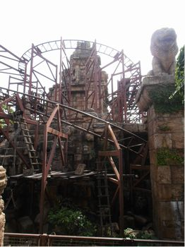 Photo of Indiana Jones et le Temple du Peril