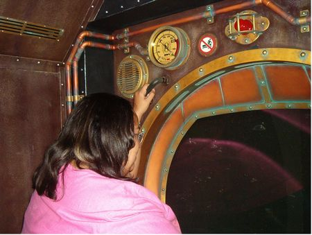 Inside 20,000 Leagues Under the Sea