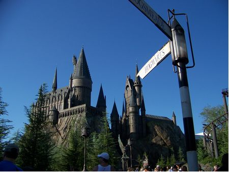 Harry Potter and the Forbidden Journey photo, from ThemeParkInsider.com