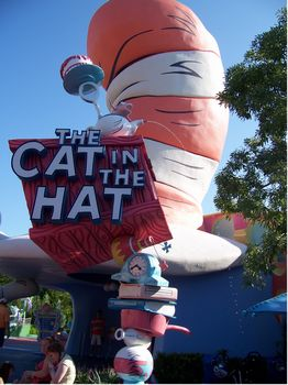 Photo of The Cat in the Hat
