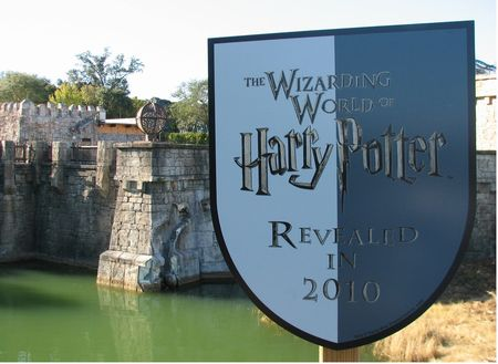 The Wizarding World of Harry Potter at Universal's Islands of Adventure