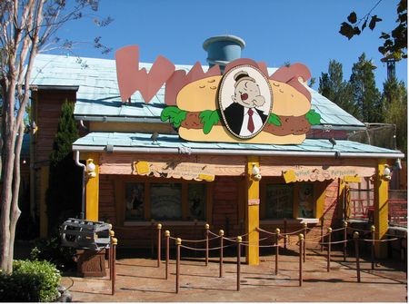 Wimpy S At Universal S Islands Of Adventure
