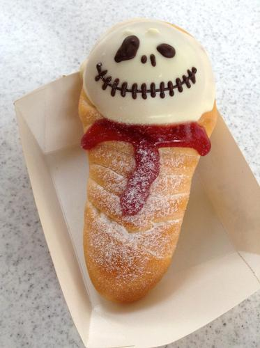 Jack Skellington treat