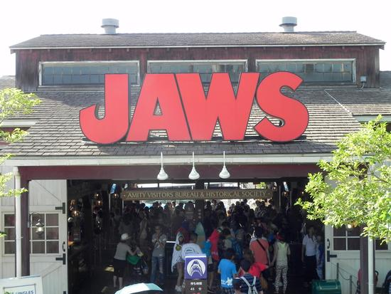Jaws – The Ride