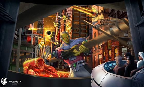 Justice League: Warworld Attacks