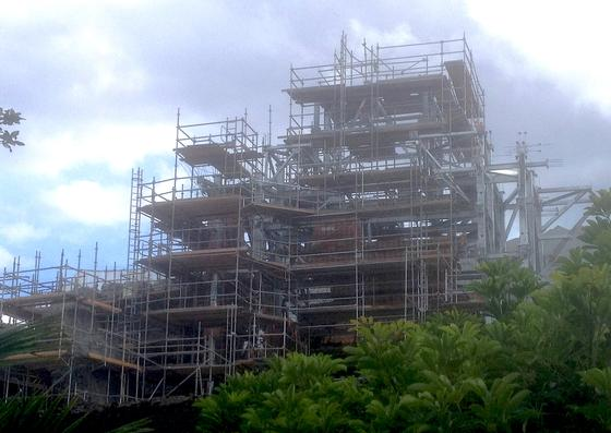 Still more Kong construction