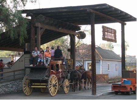 Photo of Stagecoach