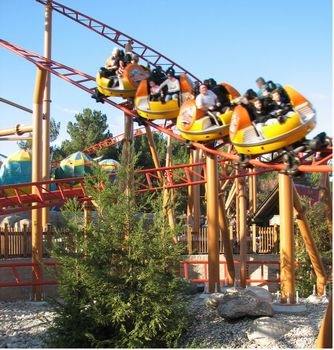 Sierra Sidewinder photo, from ThemeParkInsider.com