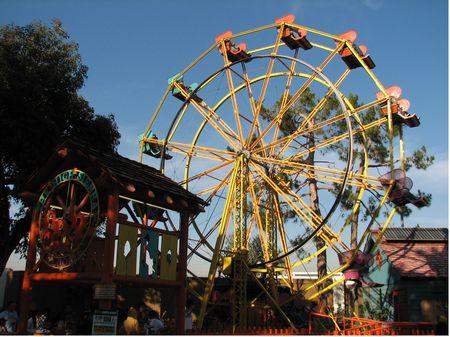 Photo of High Sierra Ferris Wheel