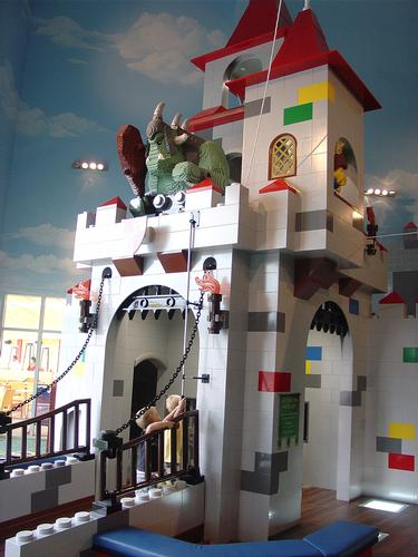 Legoland Hotel photo, from ThemeParkInsider.com
