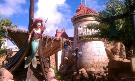 Under the Sea: Journey of the Little Mermaid photo, from ThemeParkInsider.com