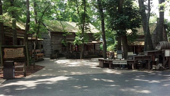 photo of Log Cabin Settlement