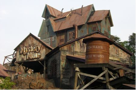 Dollywood's Mystery Mine