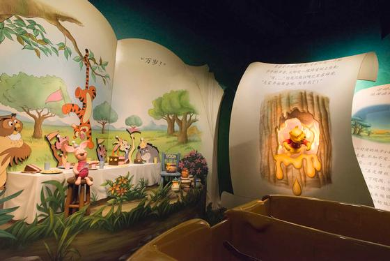Photo of The Many Adventures of Winnie the Pooh