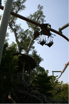 Pteranodon Flyers photo, from ThemeParkInsider.com