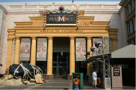 Universal Studios Florida's Revenge of the Mummy