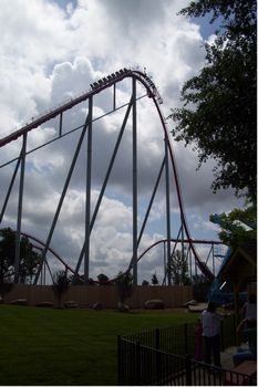 Photo of Intimidator